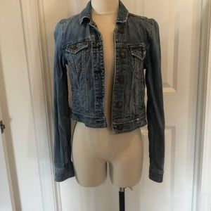American Eagle denim jacket
